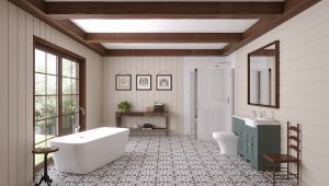 Salacia of London - possibly your own bathroom design.