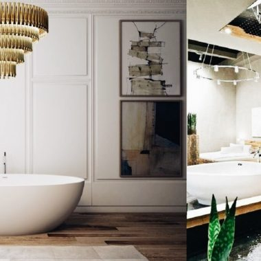 Beautiful bathroom inspiration.