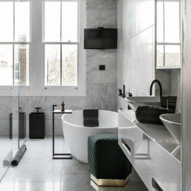 Bathroom Inspiration. Salacia of London